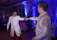 Indo-American Gay couple married in Hindu traditional ..