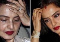 Is Bollywood Actress Rekha herself cause of her own ..