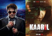 Is the latest Hrithik Roshan Starrer Kaabil Plagiarized ..