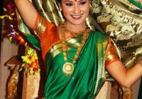 'It's very difficult to dance in a nine-yard sari ..