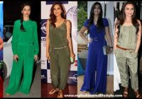 Jumpsuits Are Back – Find Out How to Style | Girl Gloss – bollywood actress in jumpsuit