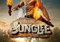 Junglee: Armed with fire torches, Vidyut Jammwal turns the ..