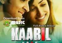 Kaabil Movie – Full Audio Album | Listen & Download Mp3 ..
