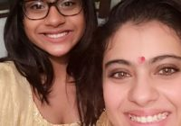 Kajol gets trolled on social media… by her own daughter ..