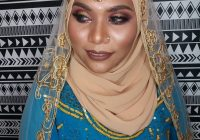 Kak Sya makeup syaffaziz for dinner tema Bollywood katenye ..