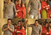 Kareena Kapoor & Saif Ali Khan are now Officially Married ..