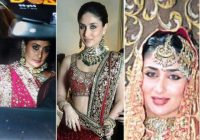 Kareena Kapoor: kareena kapoor wedding photo – bollywood bridal photos