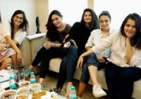 Kareena Kapoor Khan officially begins prep for Veere Di ..