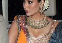 Kareena Kapoor Sangeet Ceremony Makeup Breakdown – CORALLISTA – bollywood makeup breakdown
