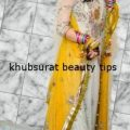 Khubsurat Beauty Tips: Beautiful Bridal Ubtan/Mehndi ..