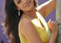 Kollywood Tollywood Actress Kajal Agarwal in Sleeveless ..