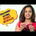 Lasya Secret Crush Revealed | Tollywood Actors Interview ..