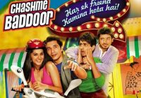 Latest Bollywood Movie Chashme Baddoor Wallpapers ..