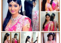 Latest bridal hairstyles for wedding sarees – Indian ..