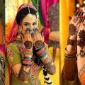 Latest bridal mehndi designs inspired by Bollywood 2018 – bollywood bridal mehndi designs