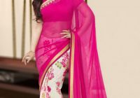 Latest Indian Saree Designs 2015 – Women Clothes – latest bollywood saree blouse patterns