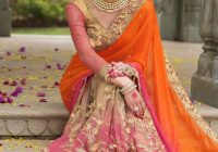 Latest Indian Wedding Sarees Collection – All For Fashions ..