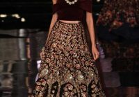 Latest Lehenga Designs For The Modern Bride – Beauty and ..