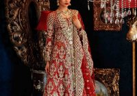 Latest Pakistani Bridal Dresses 2017 For Barat Day ..