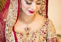 Latest Pakistani bridal makeup 2017 – indian bridal base