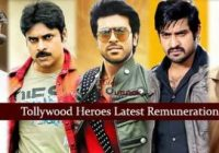 Latest Remuneration of Tollywood Heroes | Telugu Cinema ..