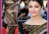 Latest saree blouse designs: Bollywood saree collections ..