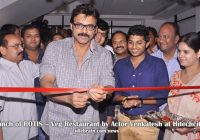 Launch of ROTIS – Veg Restaurant by Actor Venkatesh at ..