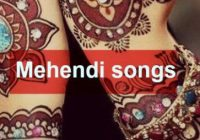List of latest Indian Bollywood wedding songs for sangeet ..