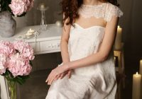 Long Silk Bridal Nightgown With Lace F2, Bridal Lingerie ..