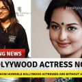 Look REAL Face of Bollywood Actress without Makeup ..