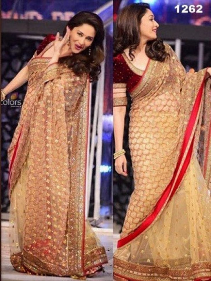 Permalink to Bollywood Replica Saree Delhi