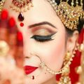 Make Up Tips for Indian Bridal Wear | Indian Fashion Blog – indian bridal eye makeup images