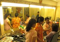 Makeup Room | Getting ready for Bollywood TV…. with the ..