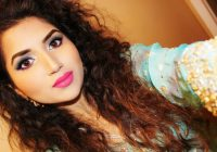 Makeup Tutorial | Bollywood Indian Mehndi Colorful Makeup ..