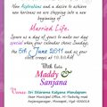 MARRIAGE QUOTES ON WEDDING INVITATION CARDS IN HINDI image ..