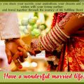 MARRIAGE WISHES QUOTES IN ENGLISH LANGUAGE WITH COUPLE HD ..