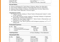 Matrimonial Resume format India Best Of Marriage Resume ..