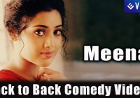 Meena's Back to Back Comedy Videos – YouTube – tollywood comedy videos