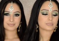 Mein erstes Bollywood Make-up tutorial ♡ | mwHANNAH – YouTube – bollywood makeup tutorial youtube