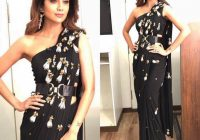 Modern Saree Draping Styles of Bollywood Actresses ..