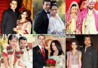 Most celebrated Bollywood stars' marriages in 2011 – Filmibeat – bollywood stars marriage videos