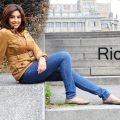 Most popular tollywood actress richa gangopadhyay in jeans ..