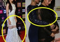 Most shocking Bollywood Wardrobe Malfunctions Ever Seen ..