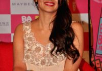 Music launch of Maybelline New York – bollywood actress makeup brands