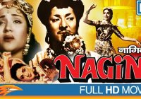 Nagin (1954) Hindi Full Length Movie || Vyjayanthimala ..