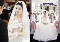 "Nam Gyu Ri's A Radiant Bride In ""Haeundae Lovers"" 