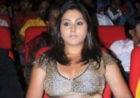 Namitha planning to launch a production house – Tollywood ..