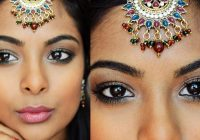 Navratri Special Indian Party Makeup : Collab With ..