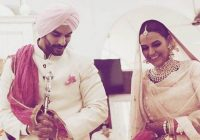 Neha Dhupia and Angad Bedi wedding highlights: Celebrities ..