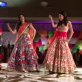 New Bollywood Reception dance 2018    Sisters Dance on ..